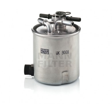 Filtru combustibil - Motorina - MANN-FILTER - WK 9008