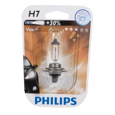 Bec Auto PHILIPS - H7 12V 55W PX26d PREMIUM (BLISTER)