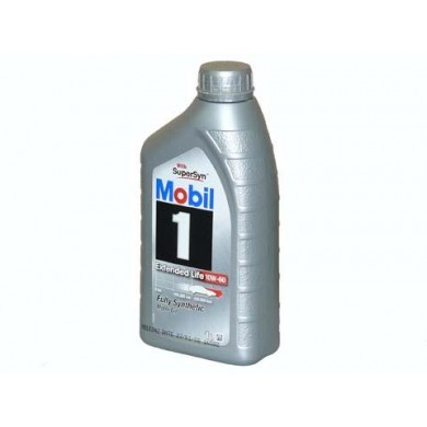 Ulei motor MOBIL 1 Extended Life 10W-60 1L