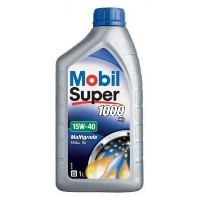 Ulei motor MOBIL 1 SUPER 1000 X1 15W-40 1L