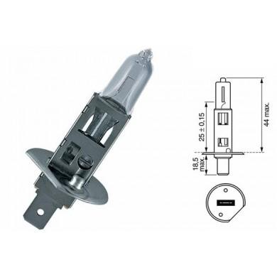 Bec Auto BOSCH H1 12V 55W P14,5s - 1987302801
