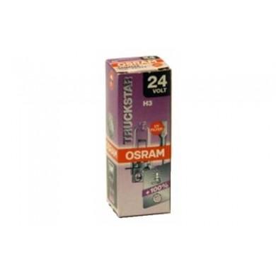 Bec Auto OSRAM H3 24V 70W PK22s TRUCKSTAR