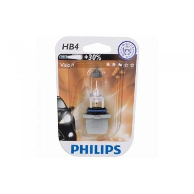Bec Auto PHILIPS HB4 12V 51W P22d PREMIUM (BLISTER)