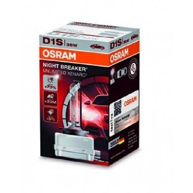 Bec XENON Osram D1S 12V / 24V 35W NIGHT BREAKER - 66140XNB
