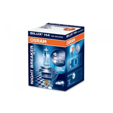 Bec Auto OSRAM - H4 12V 60/55W P43t NIGHT BREAKER PLUS