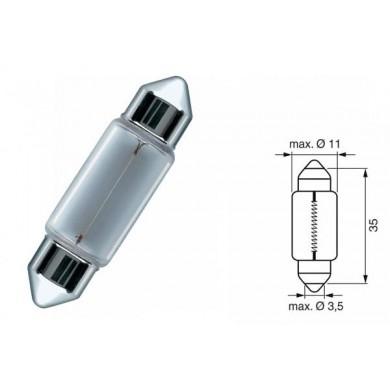 Bec Auto PHILIPS - SV8,5 12V 5W 11/35mm C5W