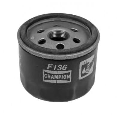 Filtru ulei  - CHAMPION - F136/606