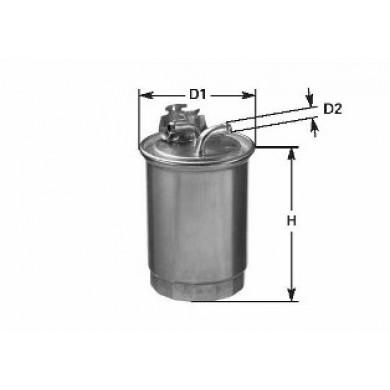 Filtru combustibil - CLEAN FILTERS - DN1906