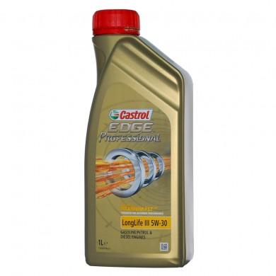 Ulei motor CASTROL EDGE Professional LongLife III - Titanium FST 5W-30 1L