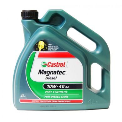 Ulei motor CASTROL MAGNATEC DIESEL B4 10W-40 4L