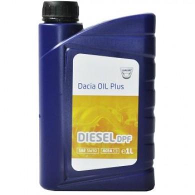 Ulei motor DACIA OIL PLUS DPF DIESEL 6002005671 5W-30 1L