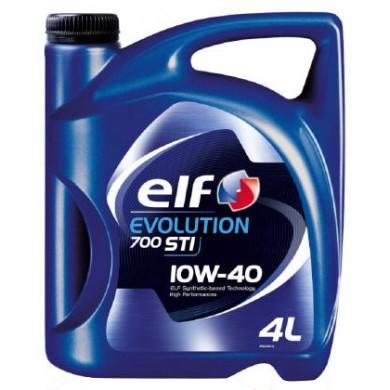 Ulei motor ELF COMPETITION STI (EVOLUTION 700) 10W-40 4L