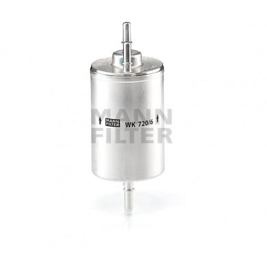 Filtru combustibil - MANN - FILTER - WK 720/6