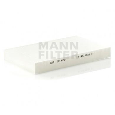 Filtru habitaclu - MANN-FILTER - CU 3192