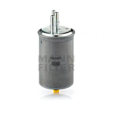Filtru combustibil - MANN - FILTER - WK 829/7