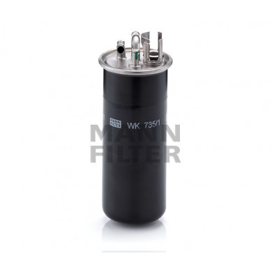 Filtru combustibil - MANN - FILTER - WK 735/1