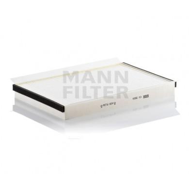 Filtru habitaclu - MANN-FILTER - CU 3569