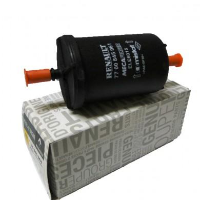 Filtru combustibil - Benzina - DACIA - RENAULT -  7700845961  (cod vechi 6001546326)