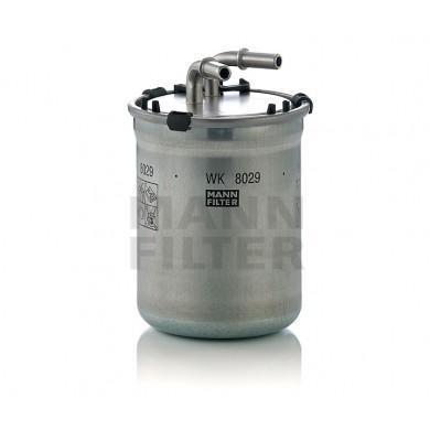 Filtru combustibil - MANN - FILTER - WK 8029