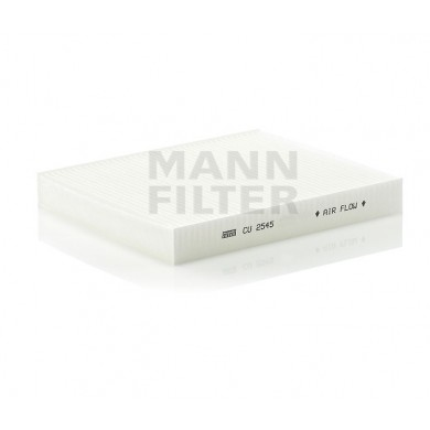 Filtru habitaclu - MANN-FILTER - CU 2545
