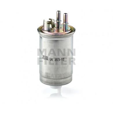 Filtru combustibil - MANN - FILTER - WK 853/18