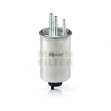 Filtru combustibil - MANN - FILTER - WK 829/3