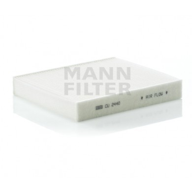 Filtru habitaclu - MANN-FILTER - CU 2440