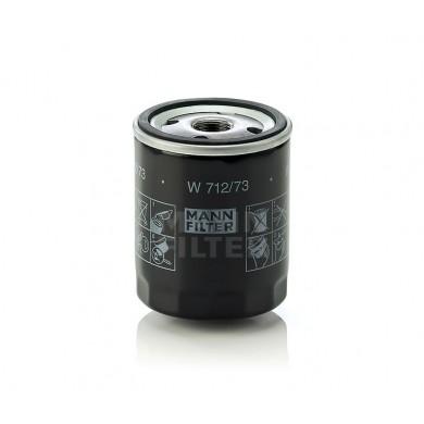 Filtru ulei - MANN-FILTER - W 712/73