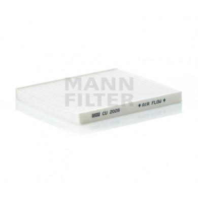 Filtru habitaclu - MANN-FILTER - CU 2026