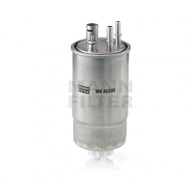 Filtru combustibil - MANN - FILTER - WK 853/20