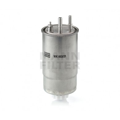 Filtru combustibil - MANN - FILTER - WK 853/21