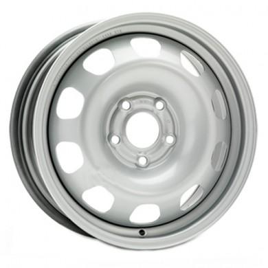 Janta otel Alcar Silver 6.5x16 5/114,3/50 -  Dacia Duster