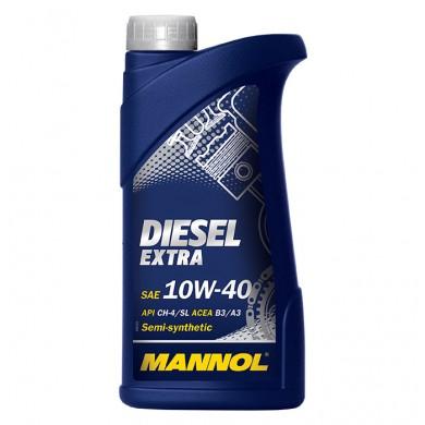 Ulei motor MANNOL DIESEL EXTRA 10W-40 1L
