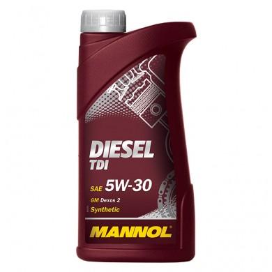 Ulei motor MANNOL DIESEL TDI 5W-30 1L