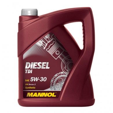 Ulei motor MANNOL DIESEL TDI 5W-30 5L