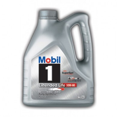 Ulei motor MOBIL 1 Extended Life 10W-60 4L