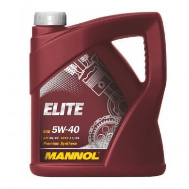 Ulei motor MANNOL ELITE 5W-40 4L