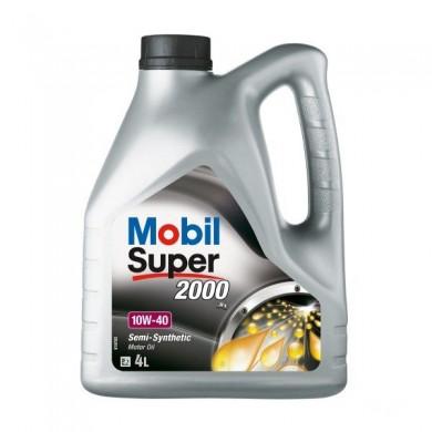 Ulei motor MOBIL SUPER 2000 X1 10W-40 Benzina 4L