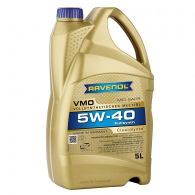 Ulei motor RAVENOL VMO 5W-40 5L