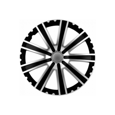 SET CAPACE ROTI TORO SILVER&BLACK 15