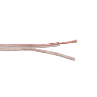 Cablu difuzoare 2 x 1,0 mm² 50m/rolă