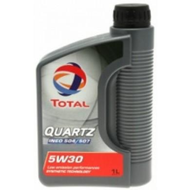 Ulei motor TOTAL QUARTZ INEO 504/507 5W-30 1L