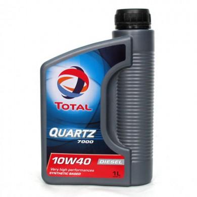 Ulei motor TOTAL QUARTZ DIESEL 7000 10W-40 1L