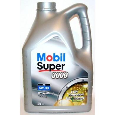 Ulei motor MOBIL SUPER 3000 XE 5W-30 5L