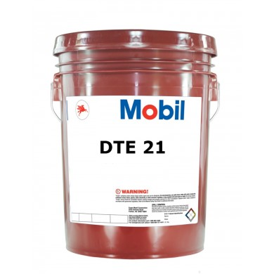 Ulei Hidraulic MOBIL DTE 21 (ISO / VG / H 10) - 20 Litri