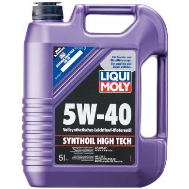 Ulei motor LIQUI MOLY SYNTHOIL HIGH TEC 5W-40 5L