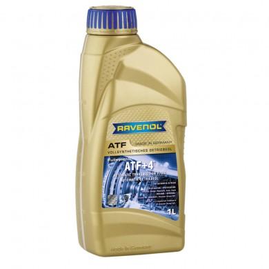 Ulei Transmisie RAVENOL ATF +4 Fluid 1L