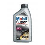 Ulei motor MOBIL SUPER 2000 X1 10W-40 Diesel 1L