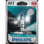 Bec Auto PHILIPS H1 12V 55W P14,5s X-TREME VISION PLUS (BLISTER)