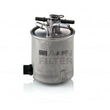 Filtru combustibil - Motorina - MANN-FILTER - WK 9007